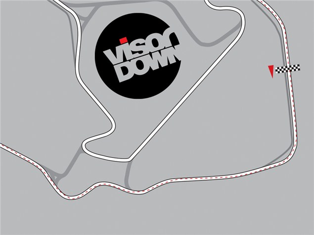 Motorcycle Track Guide: Silverstone GP