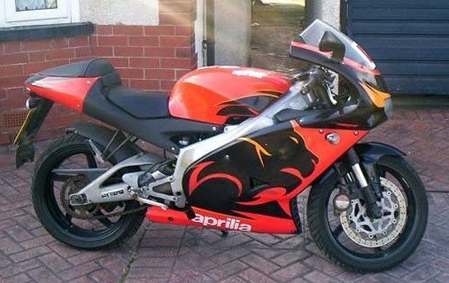 Five great 125s for under £2000