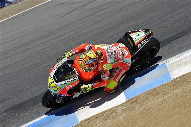 MotoGP championship standings after Laguna Seca