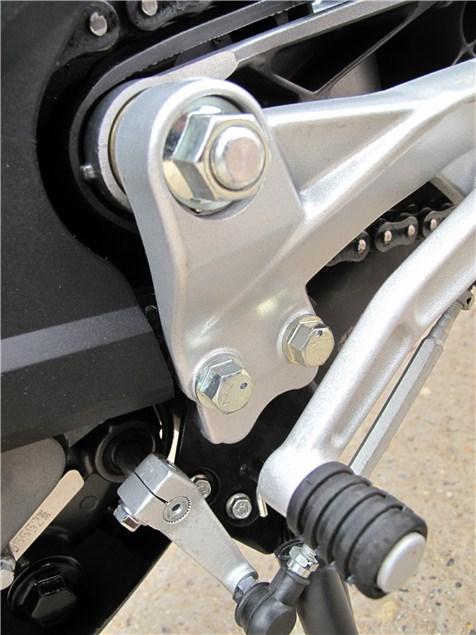 KTM 200 Duke first UK ride review