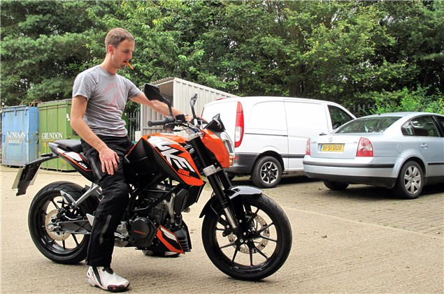 Your KTM 200 Duke questions, answered