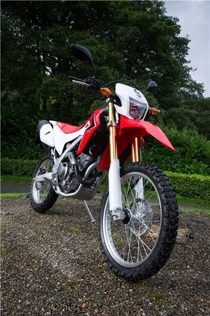 First Ride: Honda CRF250L review