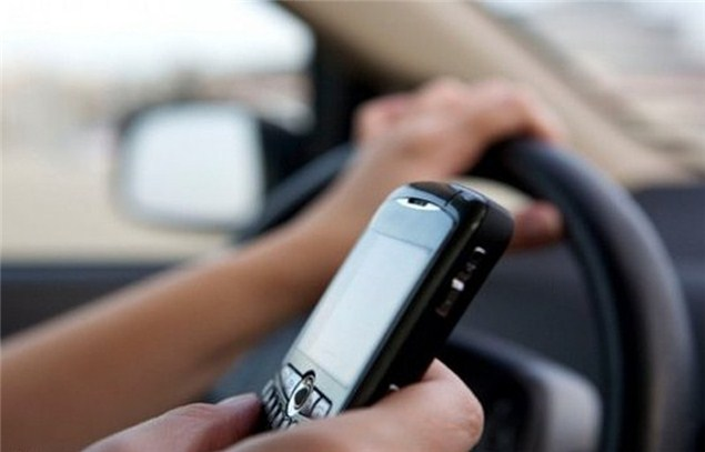 Texting small distraction say motorists