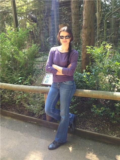 Zoe, 32, Oxfordshire