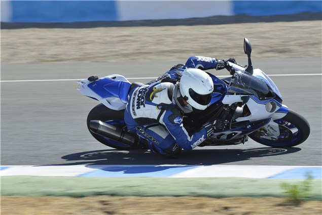 First Ride: BMW HP4 track review | Visordown