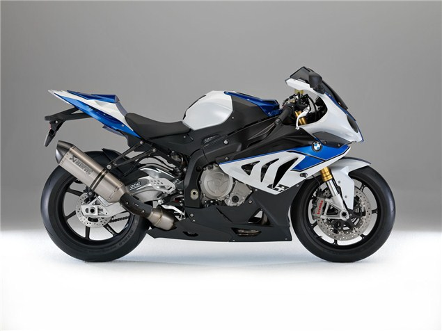 First Ride: BMW HP4 track review