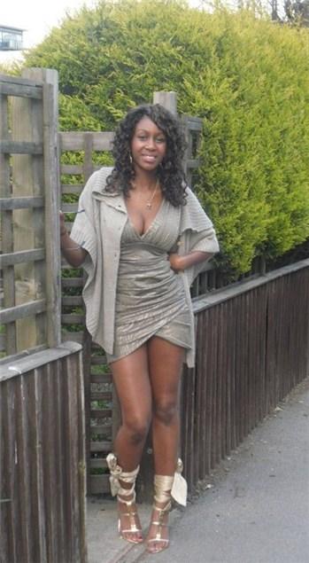 Meleisha, 23, Yorkshire