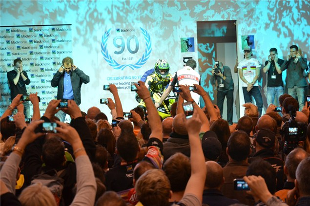 Do you need to pay extra for the live features at Motorcycle Live?