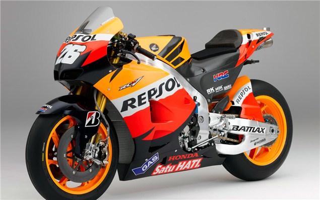 Honda's MotoGP-inspired sports bike is coming