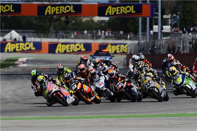 Provisional 2013 MotoGP calendar announced