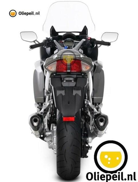 2013 Yamaha FJR1300 leaked