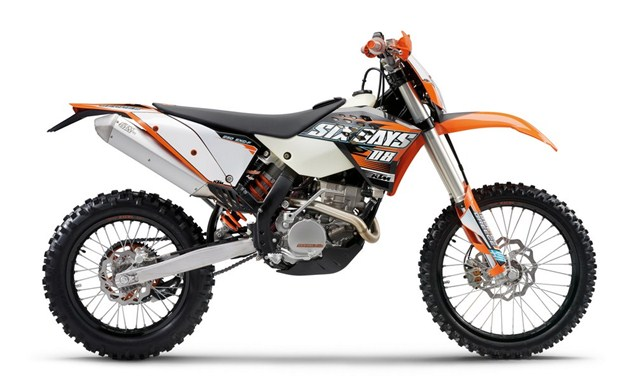 Just 239 KTMs affected by recall