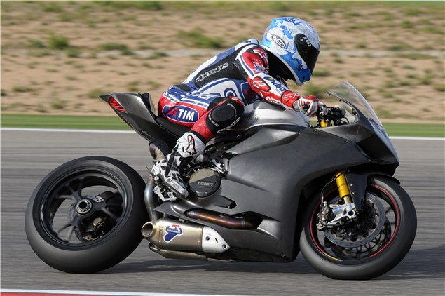 Ducati and Alstare team up for 2013