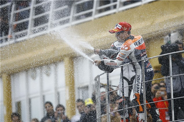 MotoGP final championship standings after Valencia