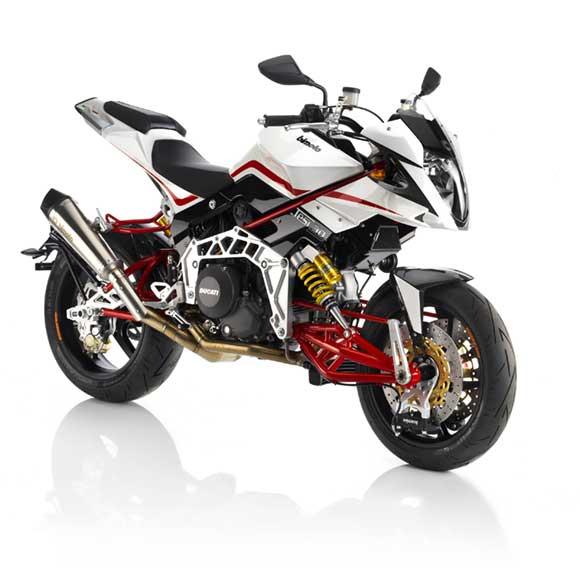 Top 5 hub-steering motorcycles