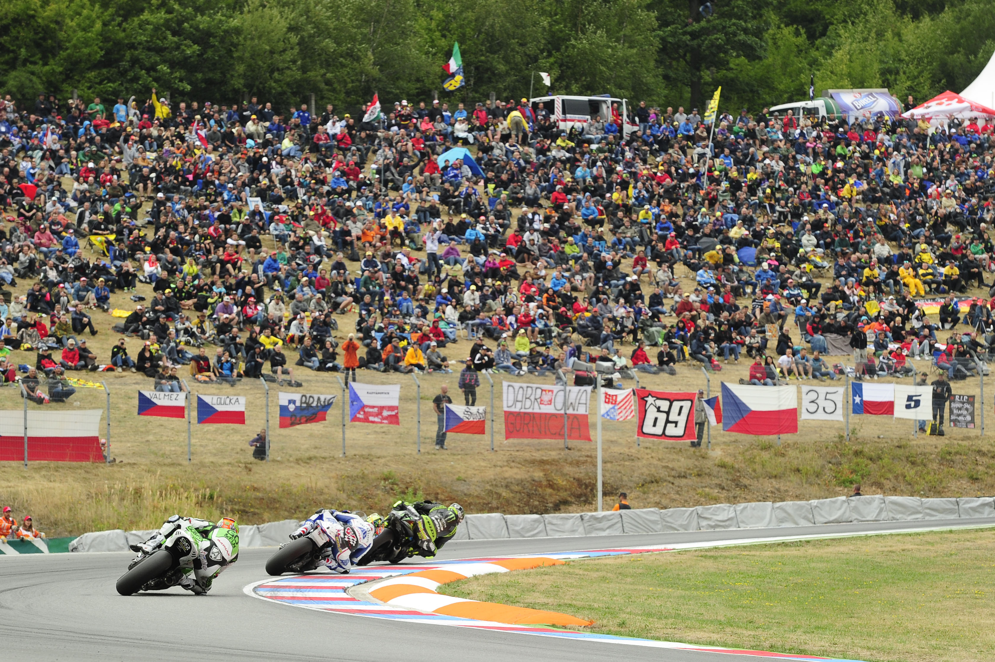 Circuito Brno Motogp : Ten fastest motogp circuits visordown