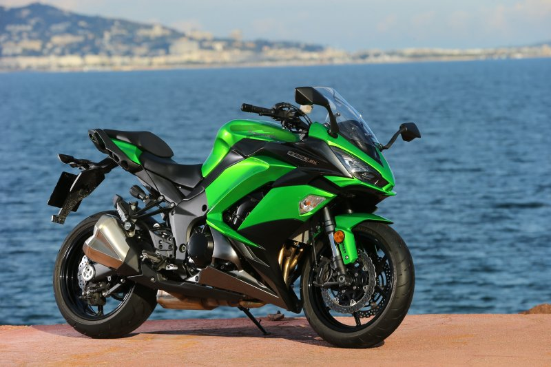 With the Z1000SX, Kawasaki seems to have hit upon the right recipe and ...