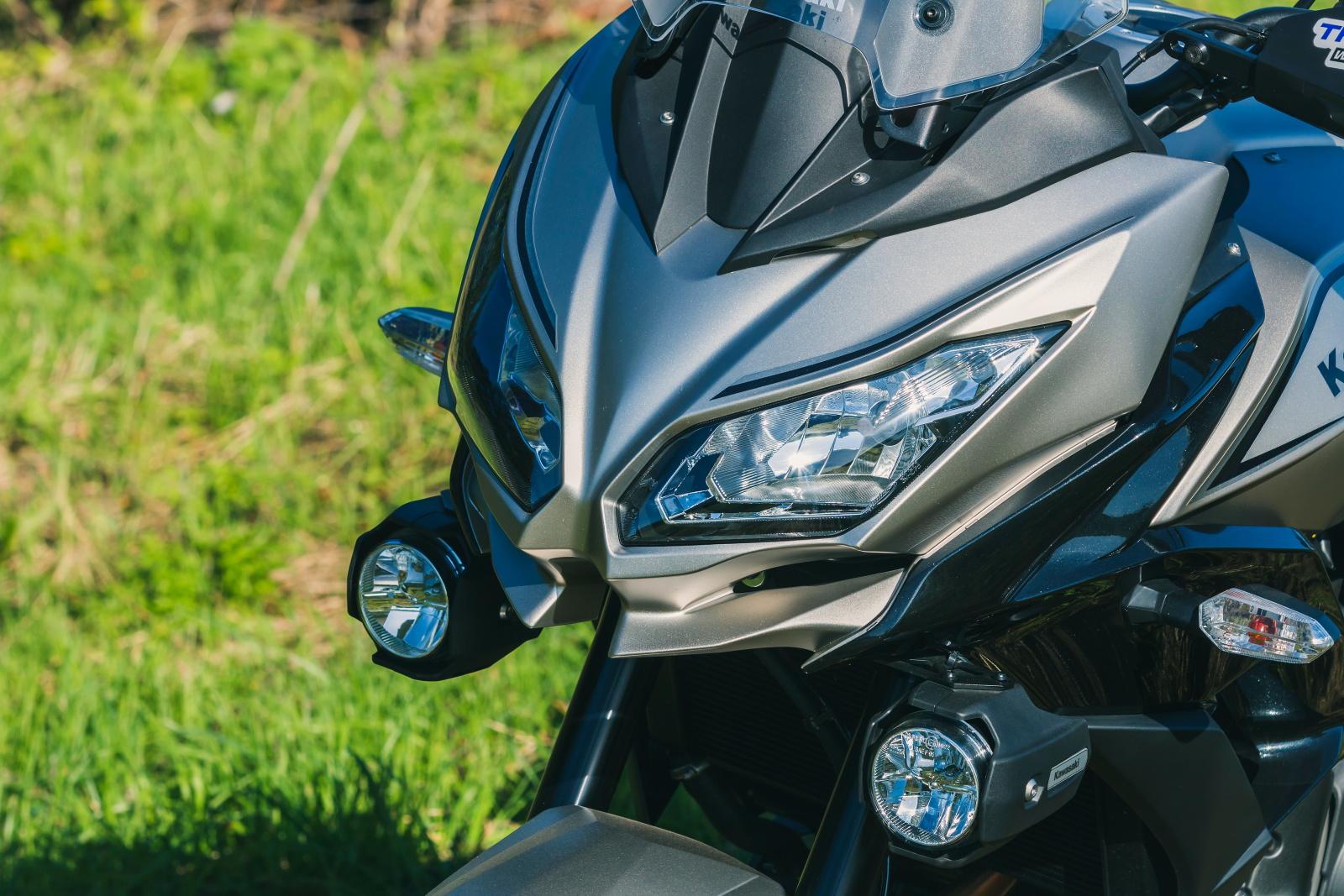 2017 Kawasaki Versys 650
