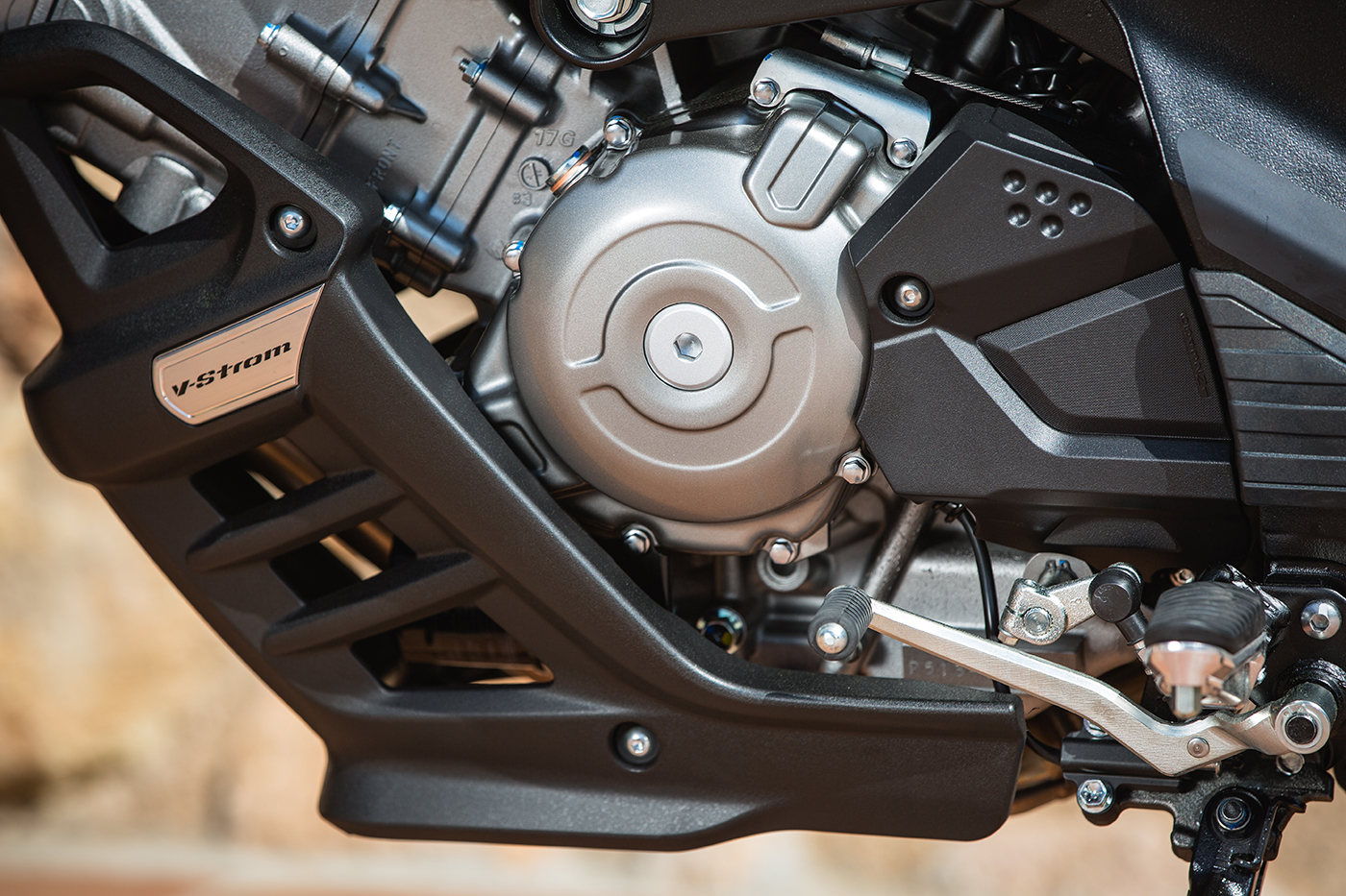 Suzuki V-Strom 650 XT 2017