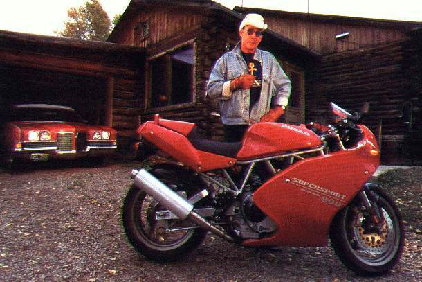 Ducati Ss Cr Review
