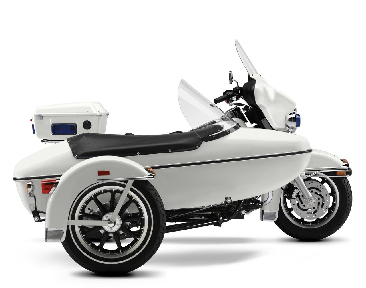 No More Factory Harley Sidecars Visordown
