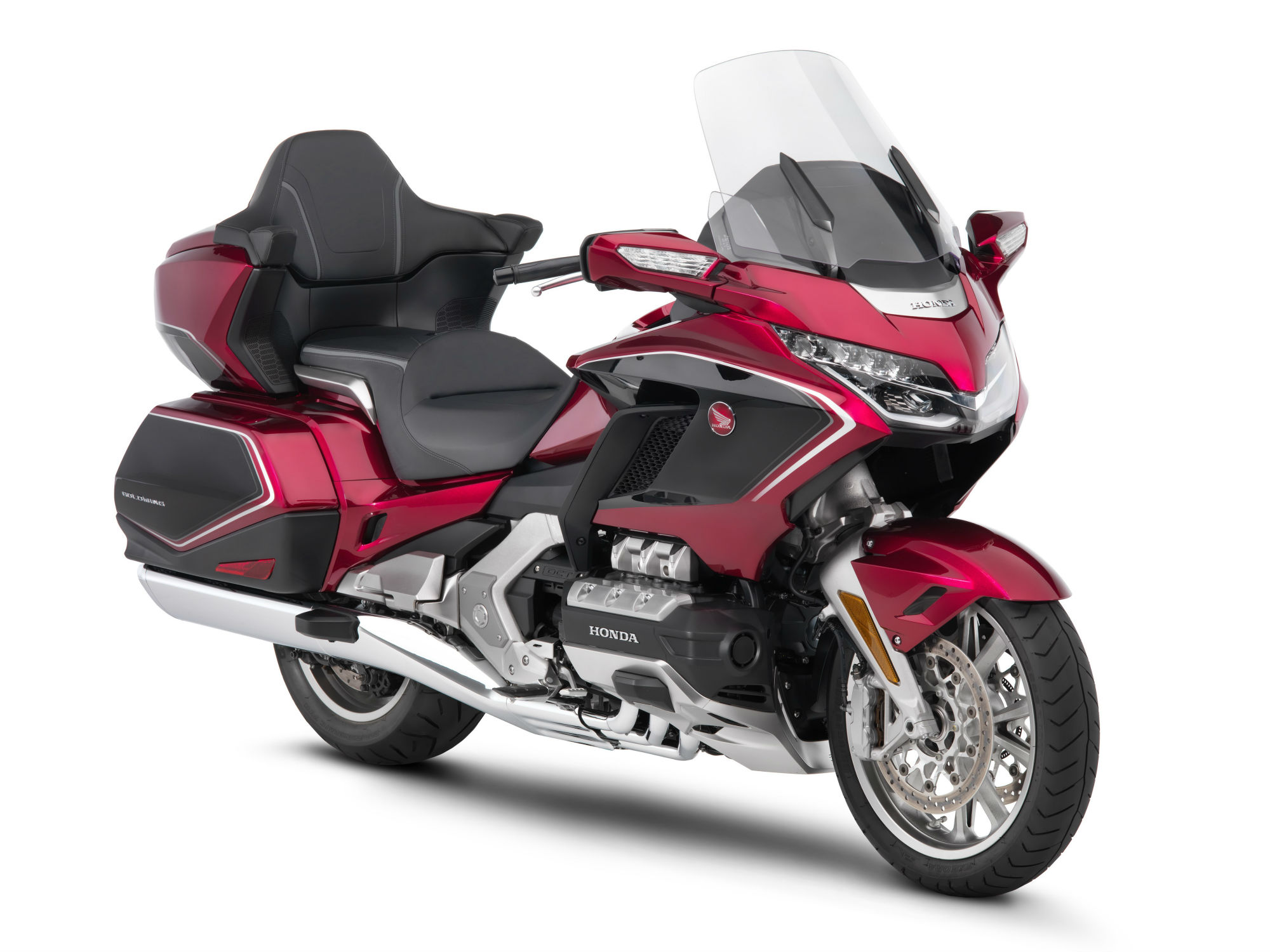 All-new Honda Gold Wing revealed | Visordown