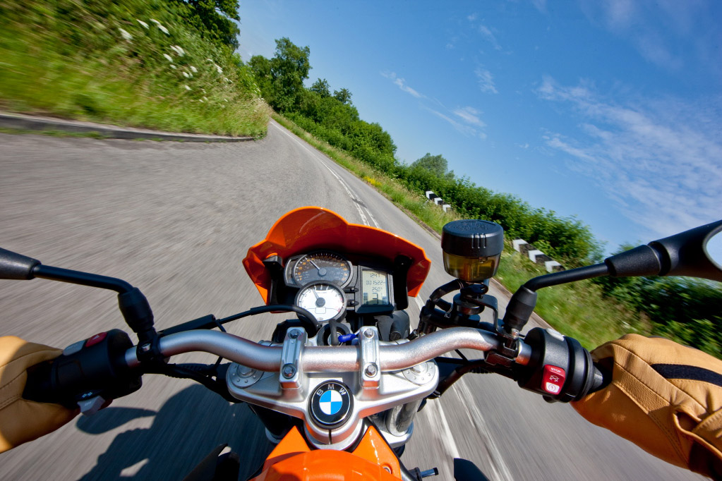 Advanced Motorcycle Riding Course: Cornering - learning curve