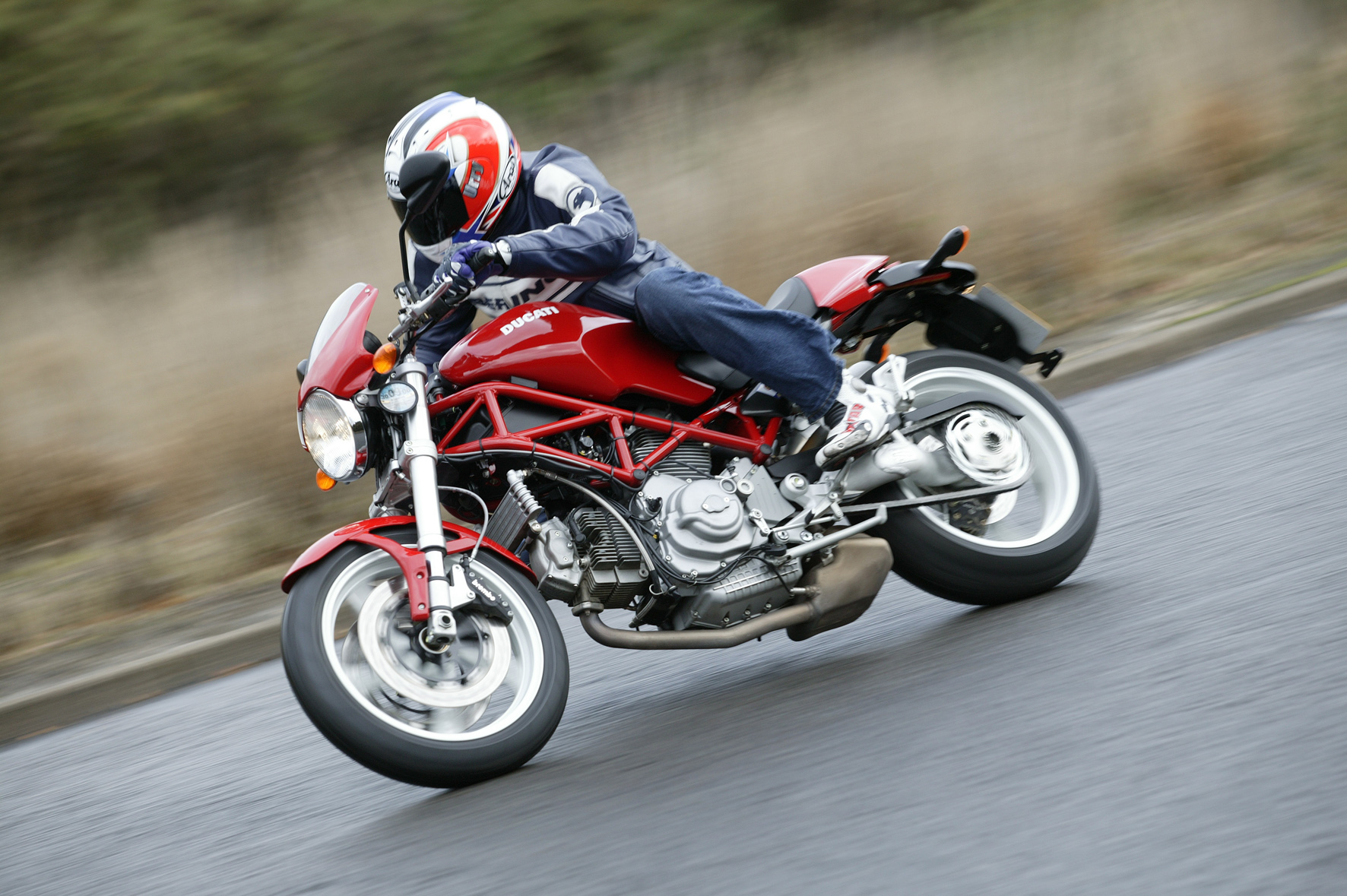 First Ride: 2006 Ducati Monster S2R 1000 | Visordown
