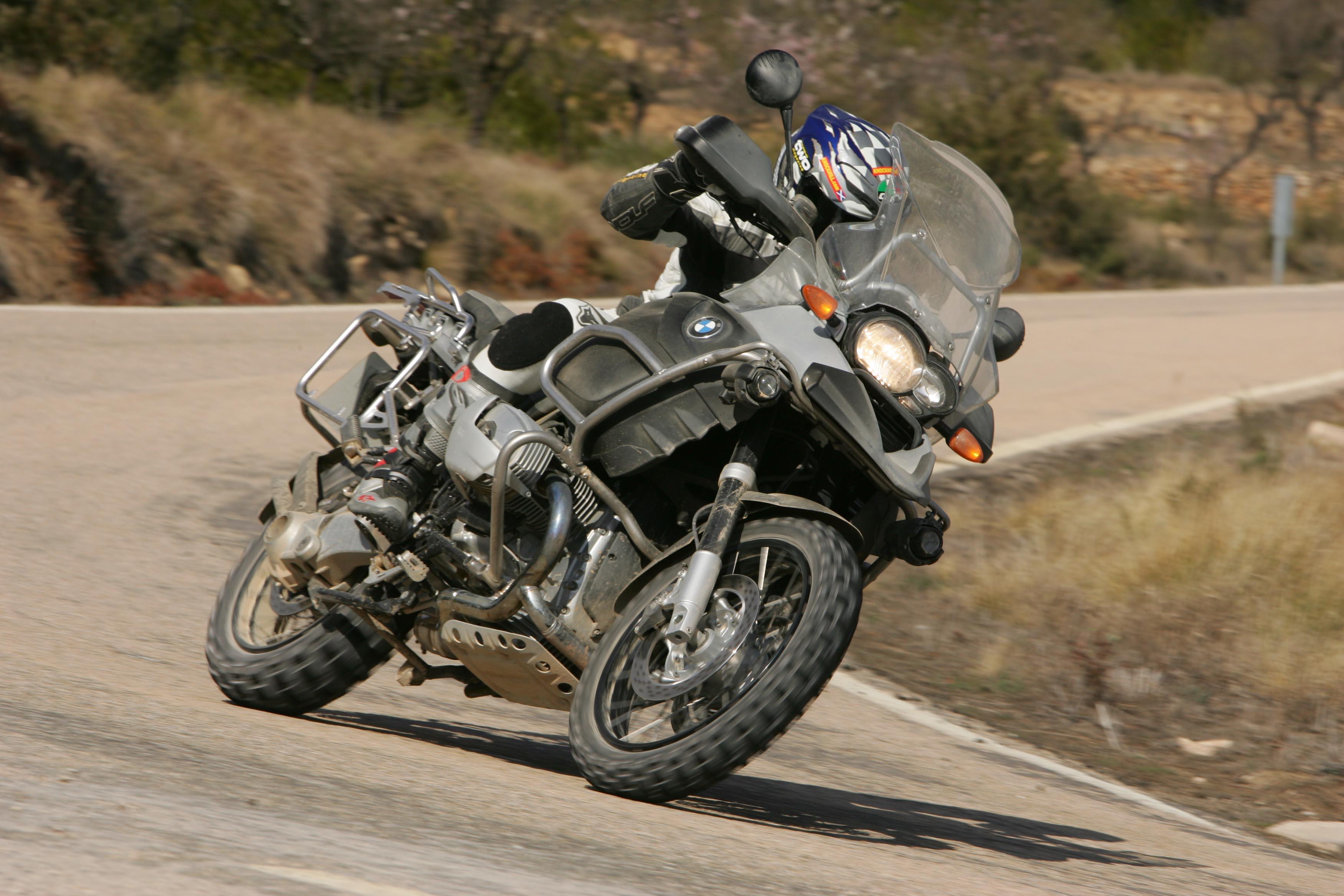 First Ride: 2006 BMW R1200GS Adventure | Visordown