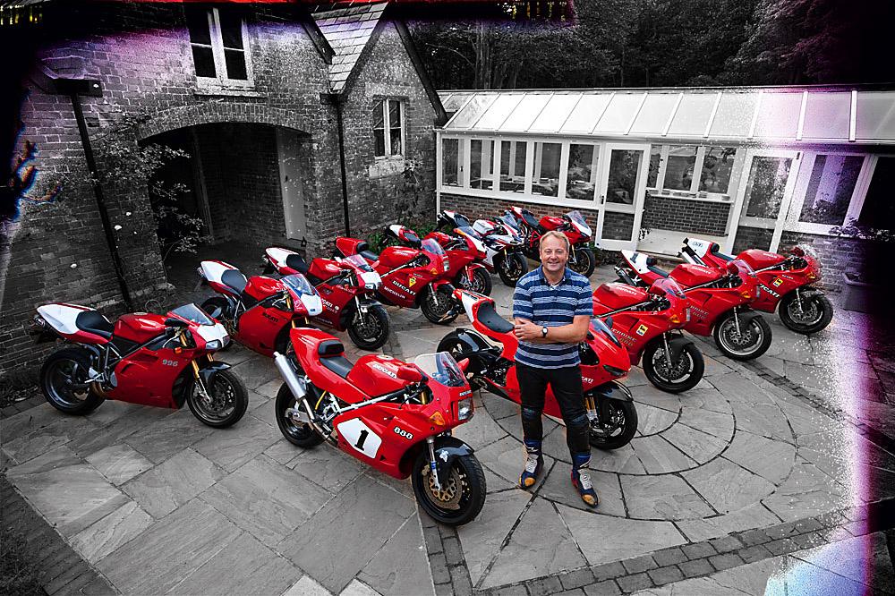 Top 10 Ducati dream garage | Visordown