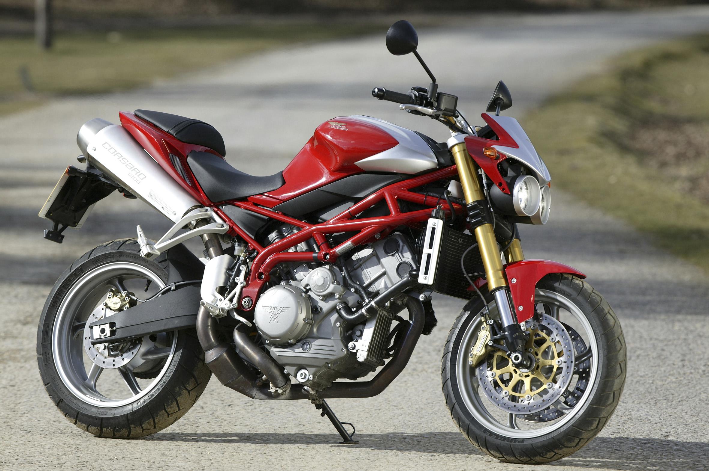 first ride 2006 moto morini corsaro 1200 visordown. Black Bedroom Furniture Sets. Home Design Ideas