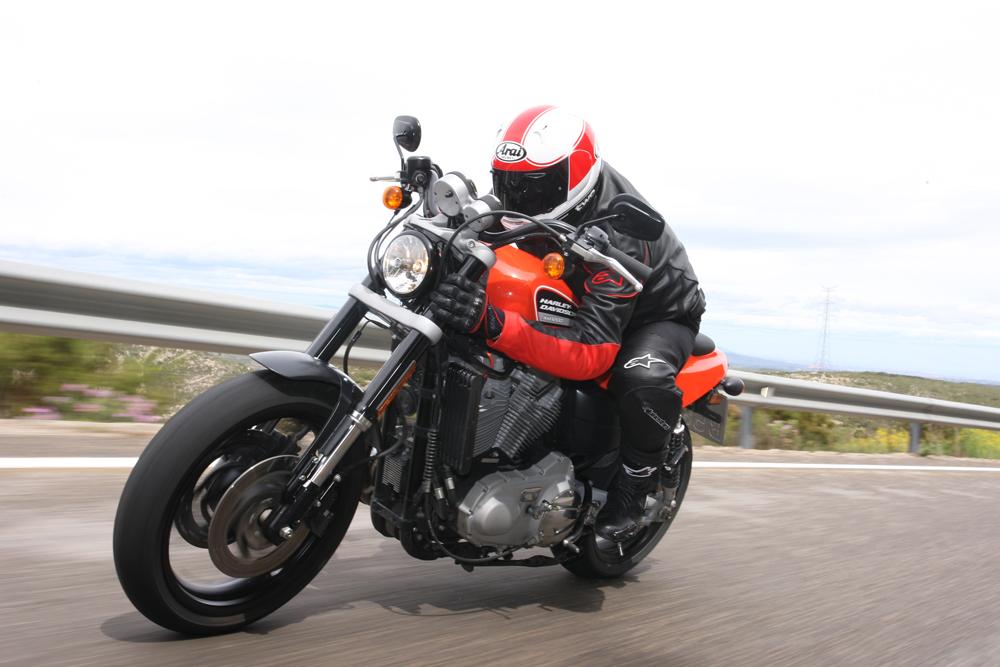 First Ride: 2008 Harley-Davidson XR1200 | Visordown