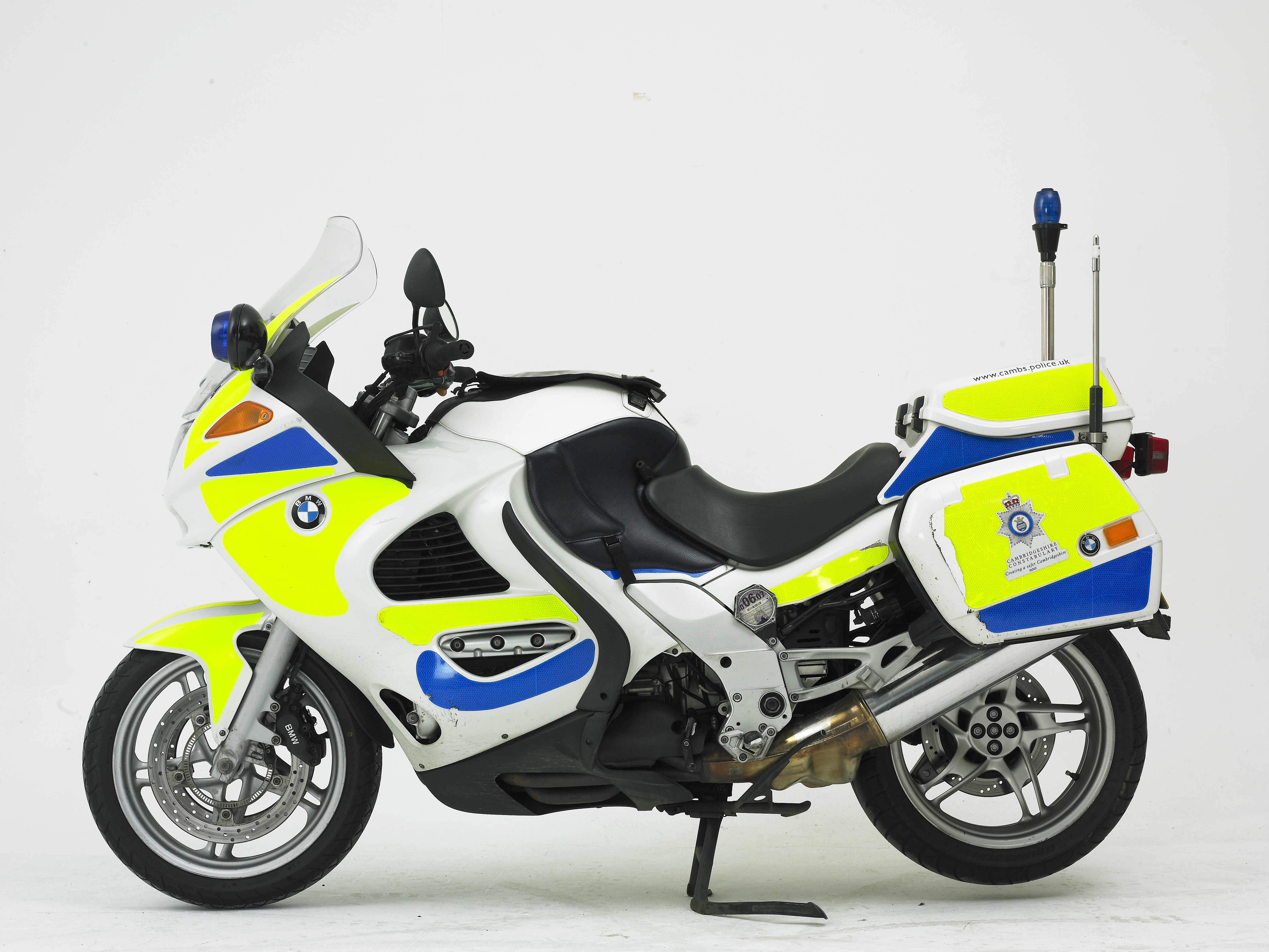 Fit for purpose: Police BMW K1200RS | Visordown