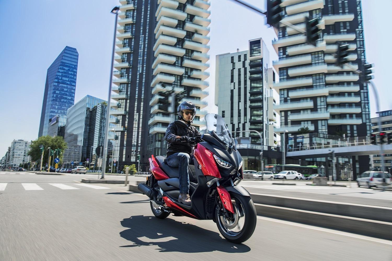 Yamaha updates X-MAX 125 for 2018