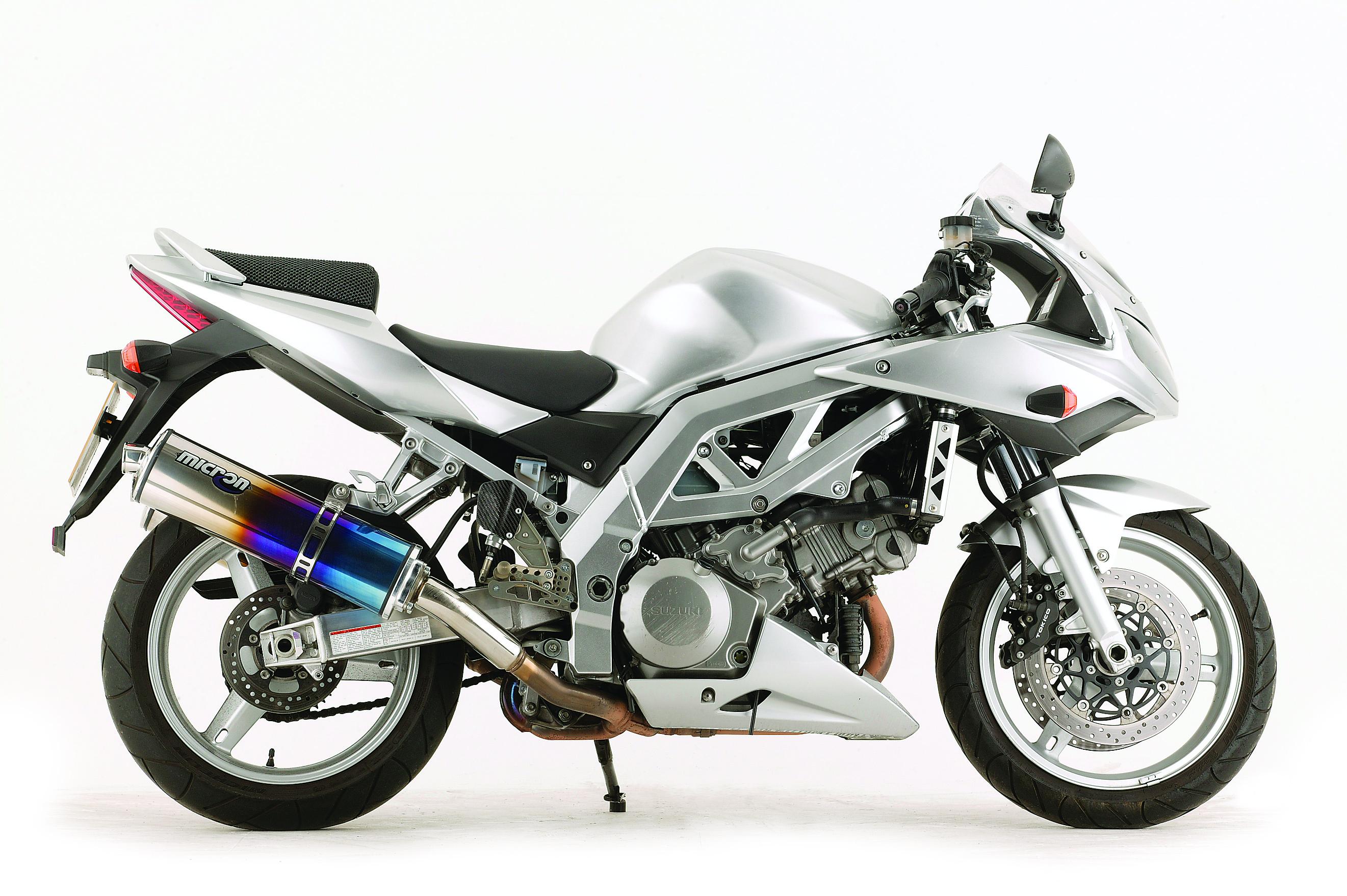 Living with a 2003 Suzuki SV1000 | Visordown