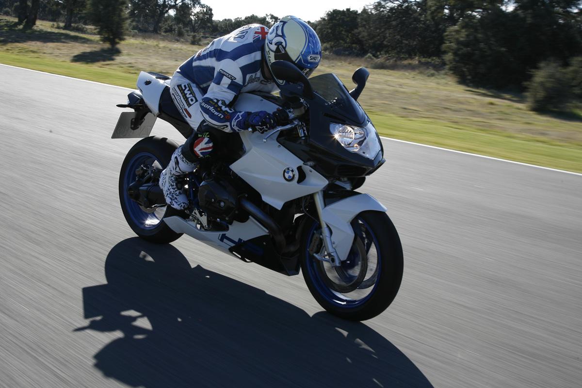 first ride: 2008 bmw hp2 sport | visordown