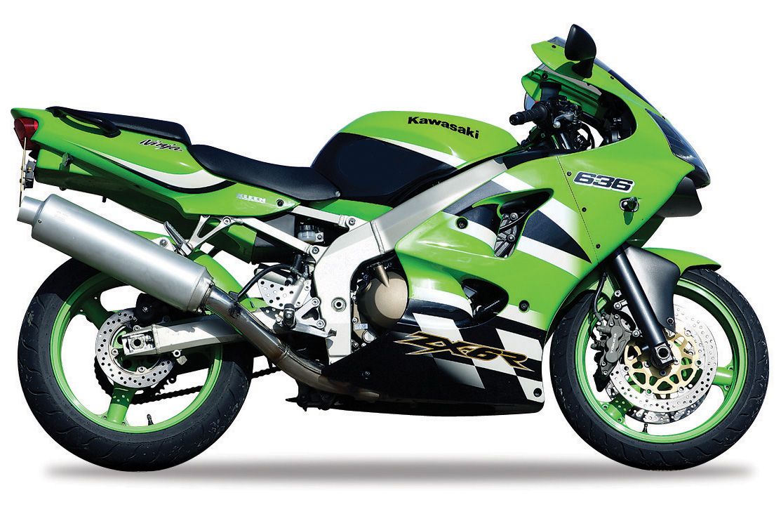 Second Chance: 2002 Kawasaki ZX-6R | Visordown