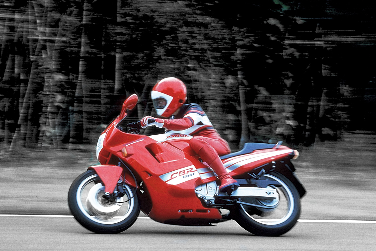 The story of the Honda CBR600 (1987 to 2... | Visordown