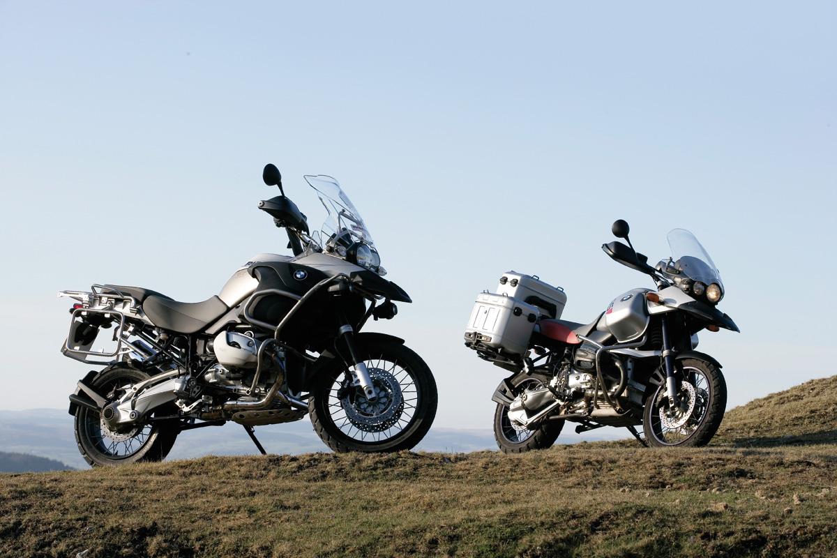 Road Test Bmw R1150gs V R1200gs Visordown