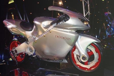 Top ten bikes we wish they had made...