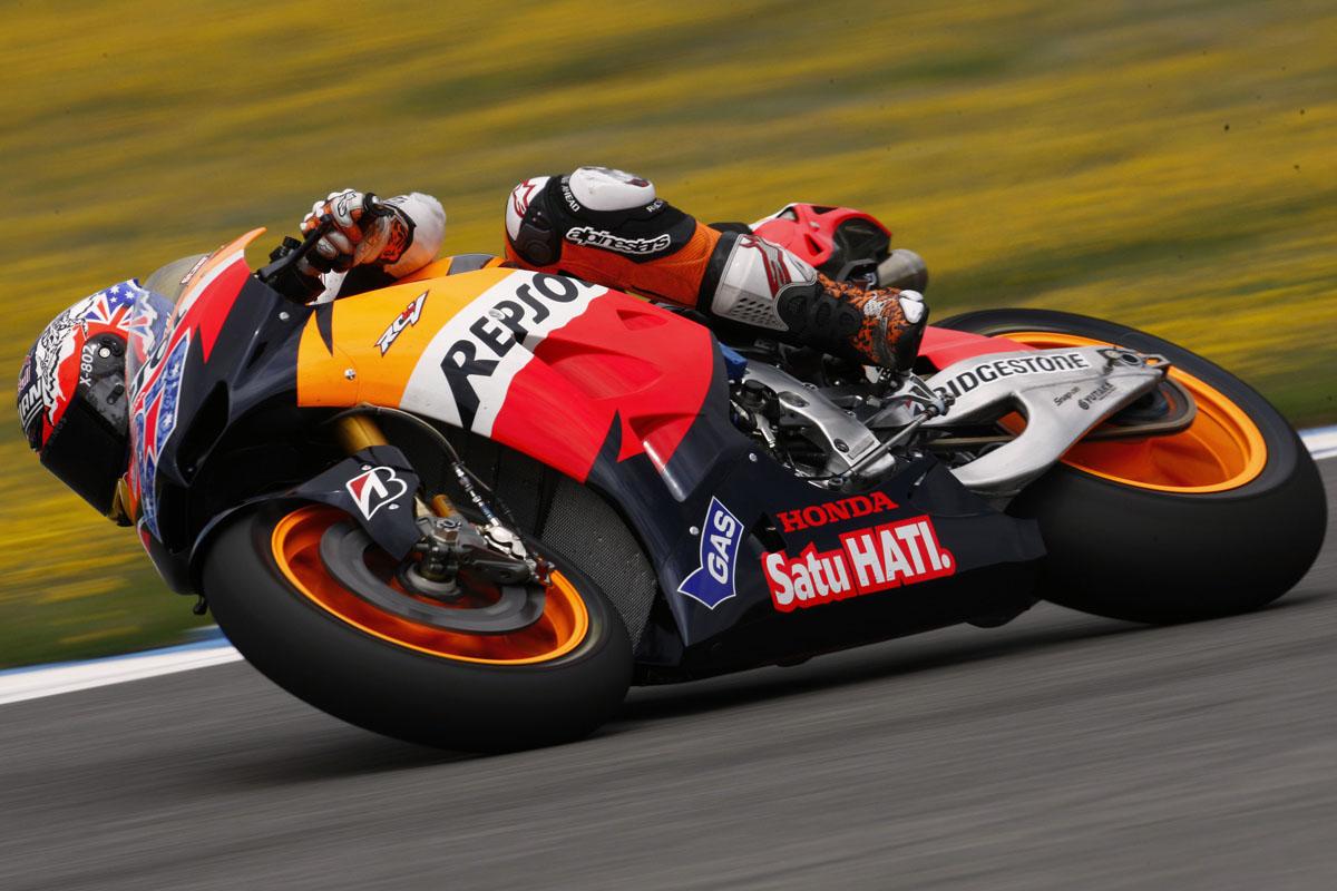 Honda Racing Moto Gp: Sound Of The Honda 1000cc MotoGP