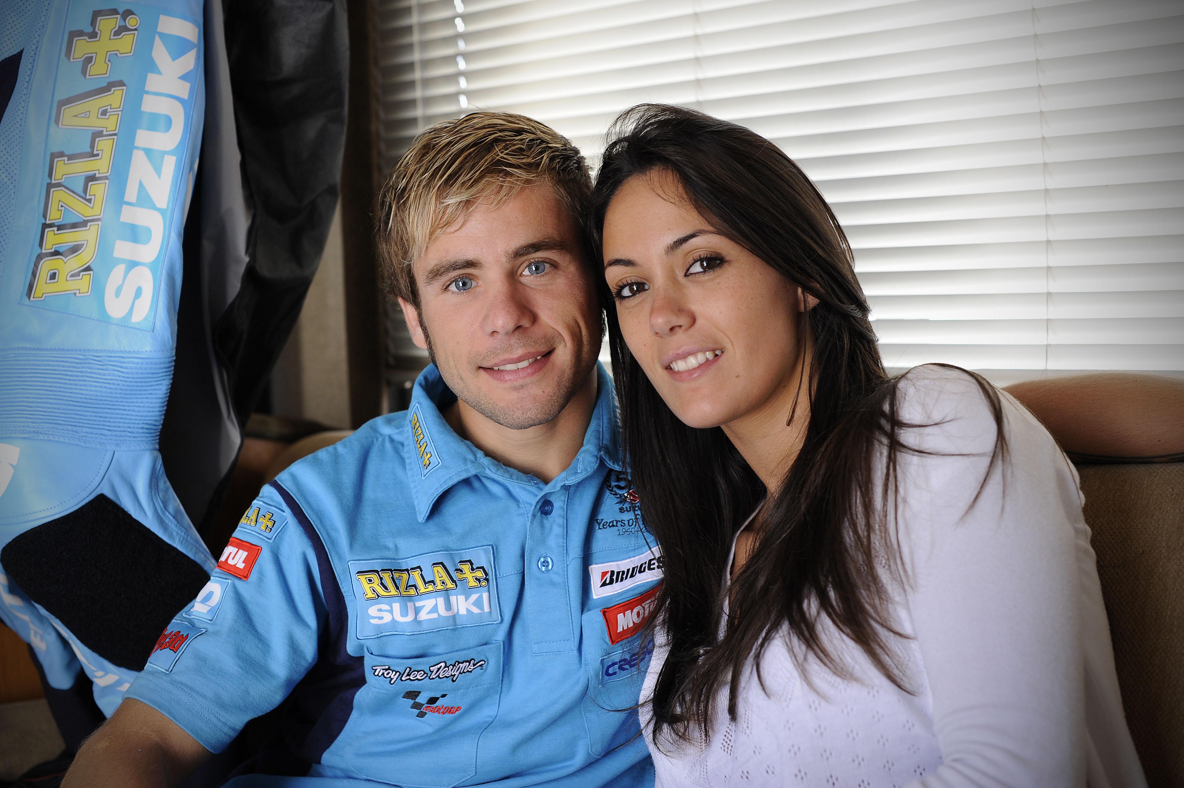 MotoGP: Alvaro Bautista's girlfriend | Visordown