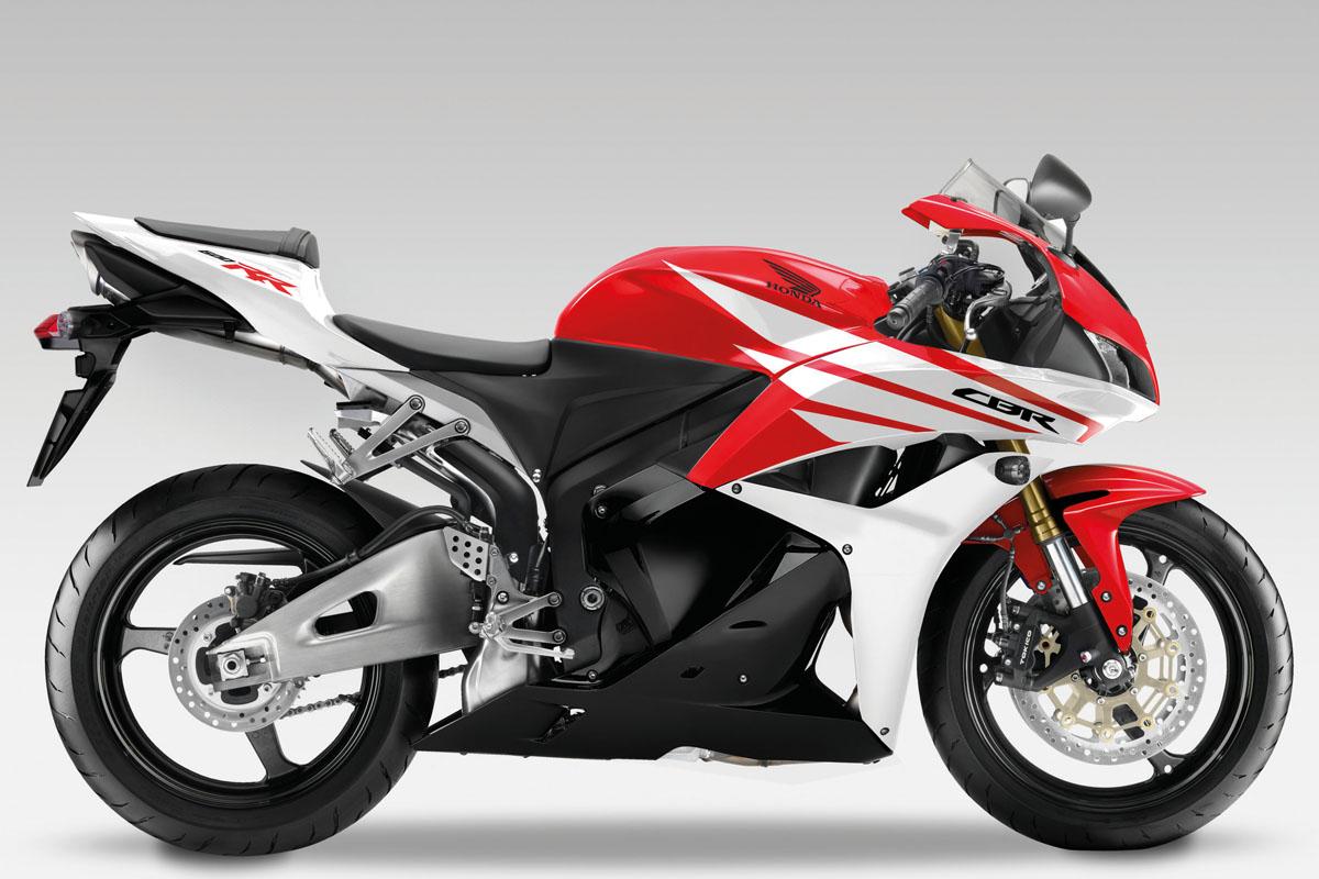 2012 Honda CBR600RR revealed | Visordown