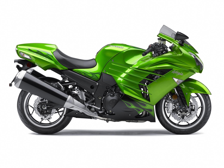 Kawasaki ZZR1400 official image gallery | Visordown