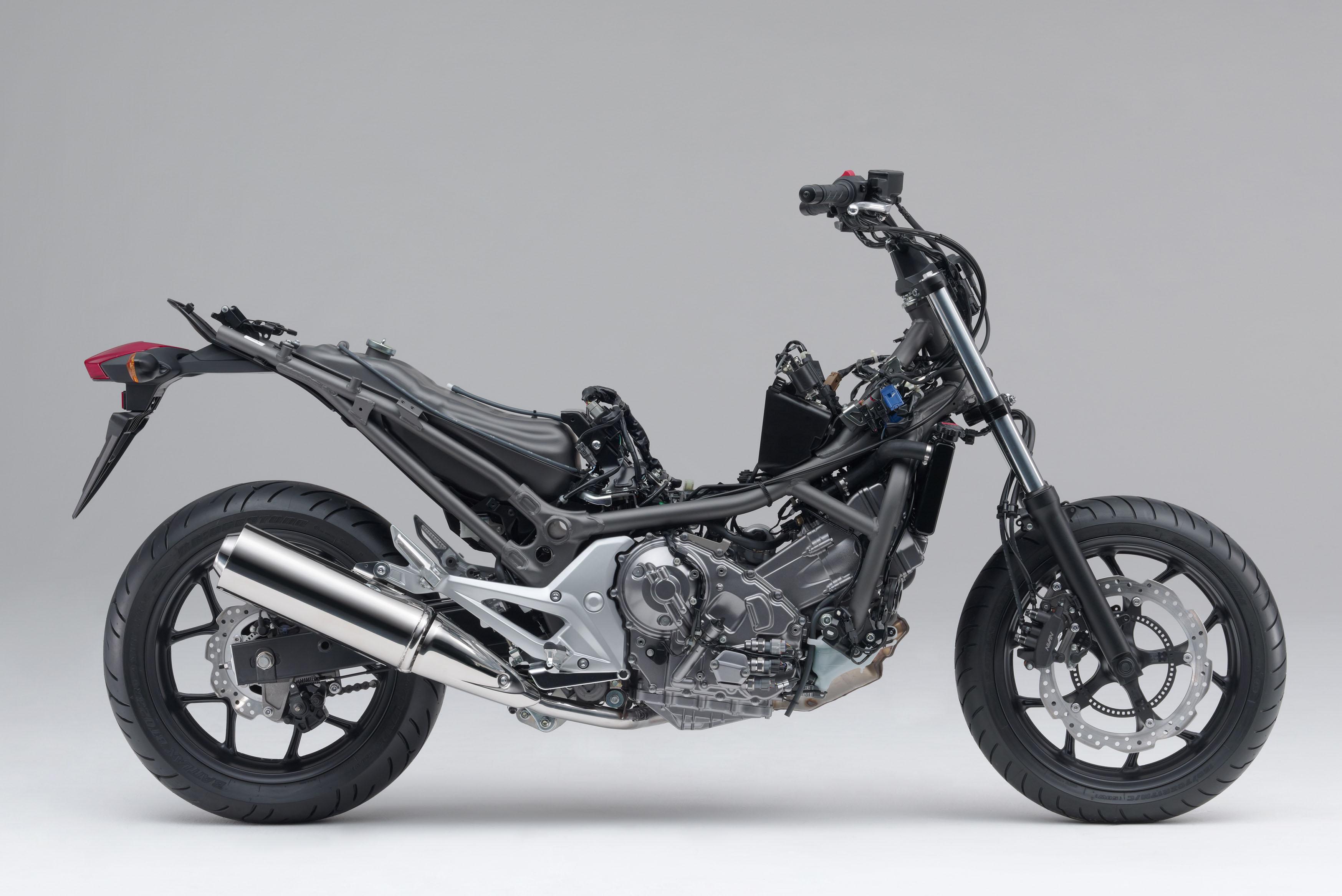 The secret of the Honda NC700 | Visordown
