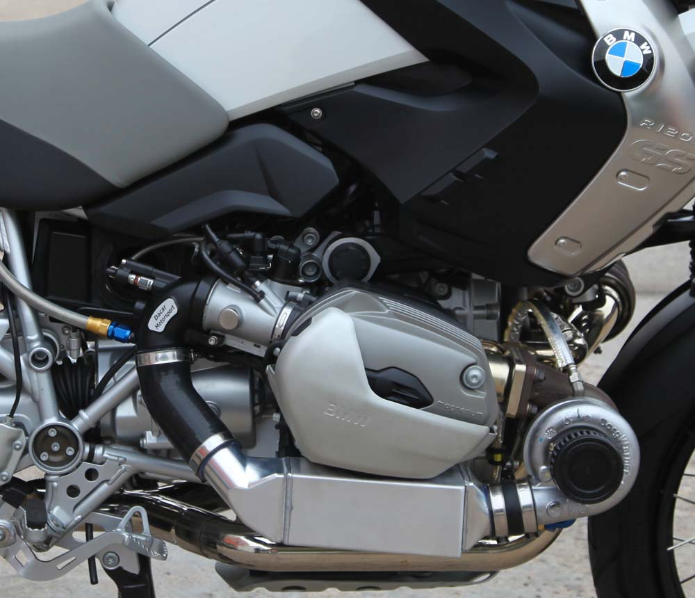 167bhp Twin Turbo Bmw R1200gs Visordown