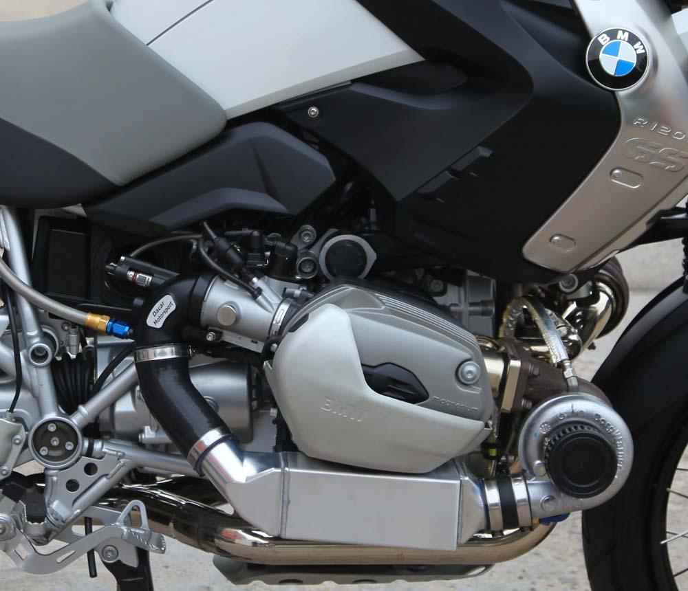 167bhp twin turbo bmw r1200gs