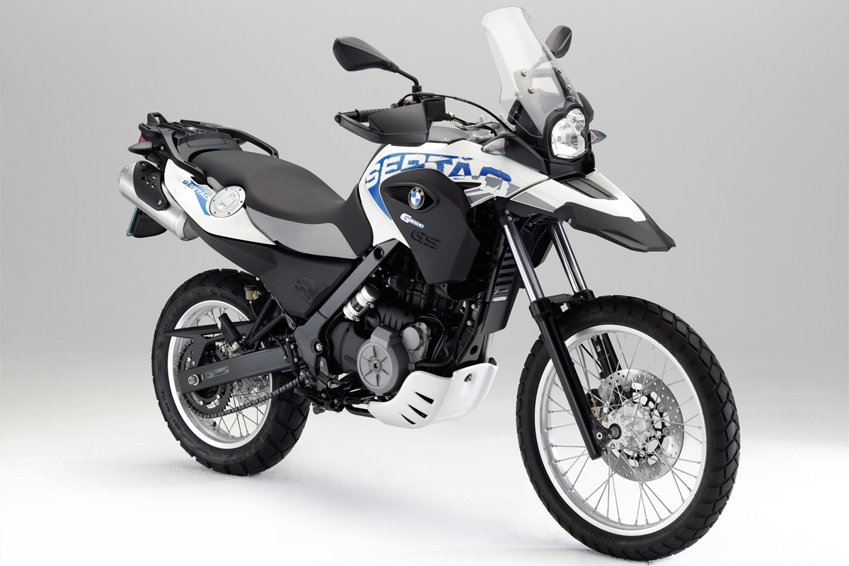 Bmw G650 Gs Sertao Launched Visordown