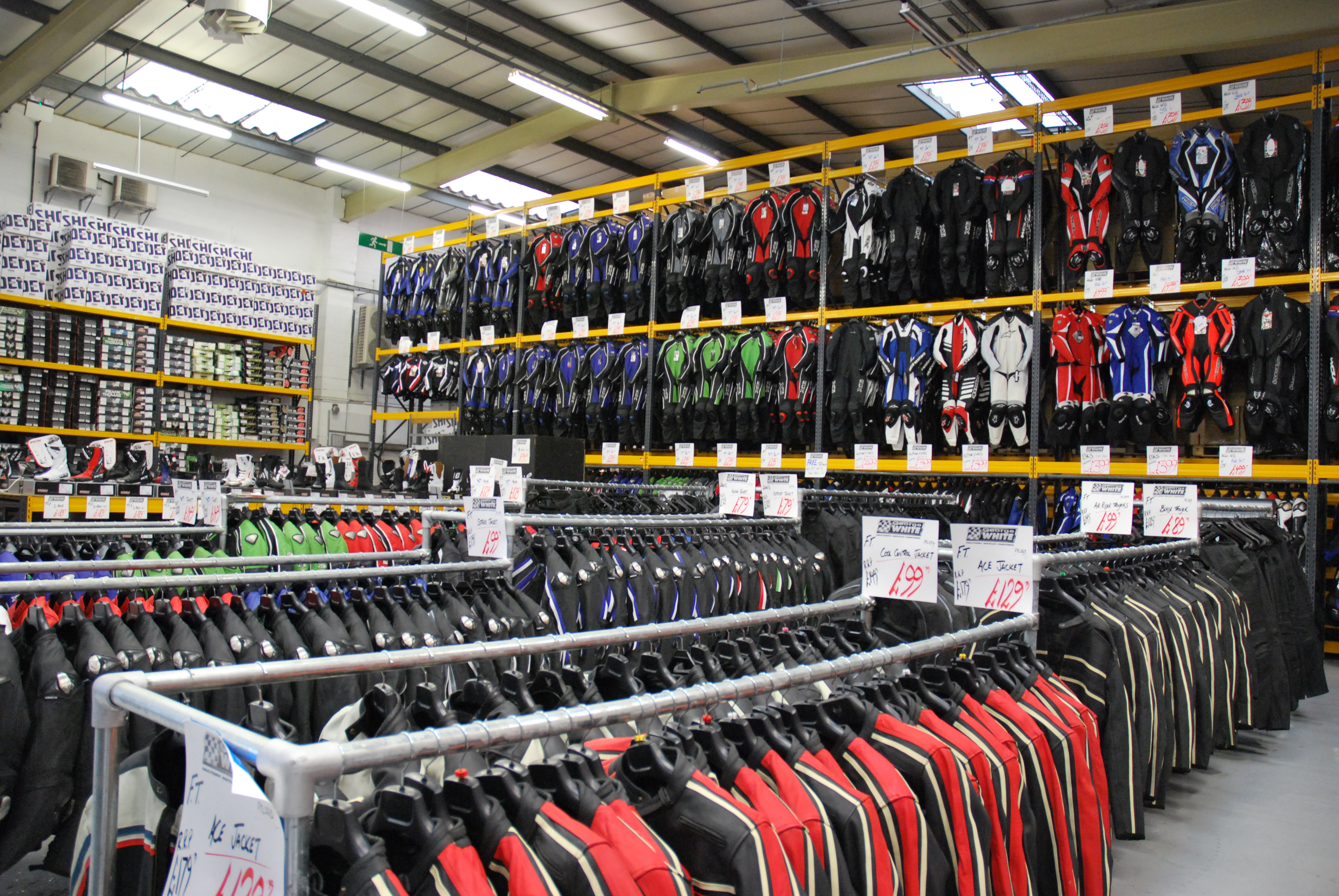 George White becomes Mega Motorcycle Store   Visordown