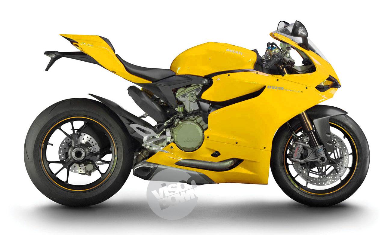 Ducati  Yellow